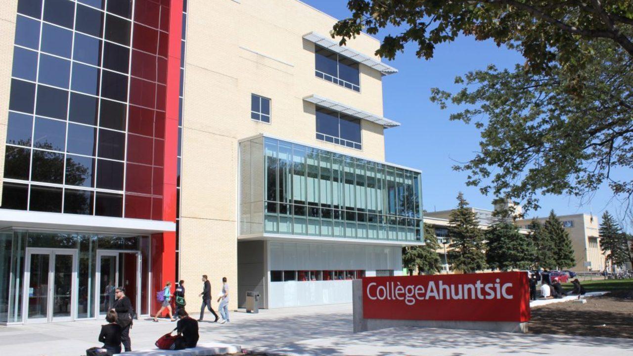 Go to Ahuntsic College