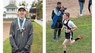 Cross-country-championnat conference 2018