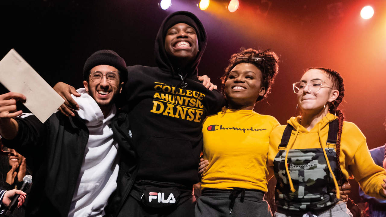 Gagnants - Cegeps en spectacle 2019- FXCREW