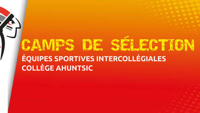 Camps de selection