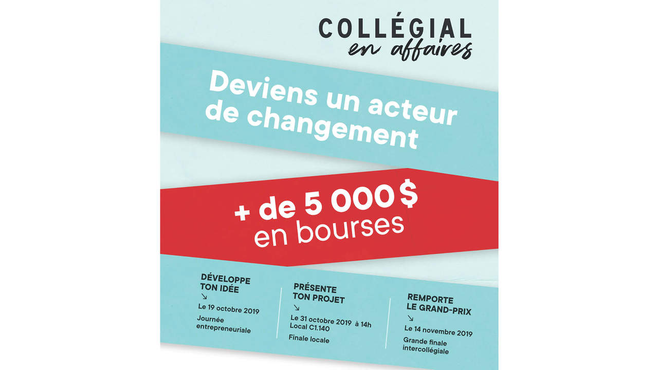 Collégial en affaires 2019-2020