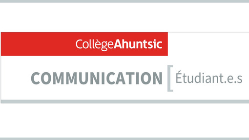 Communication étudiant